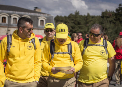 Outdoor Managers Lab EBS Experiential Business School Gredos 2018