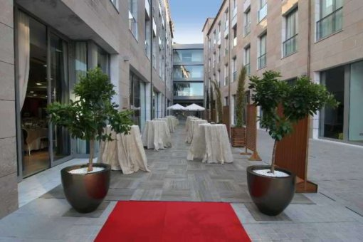 EBS Oh Happy Day Hotel Don Manuel Cáceres
