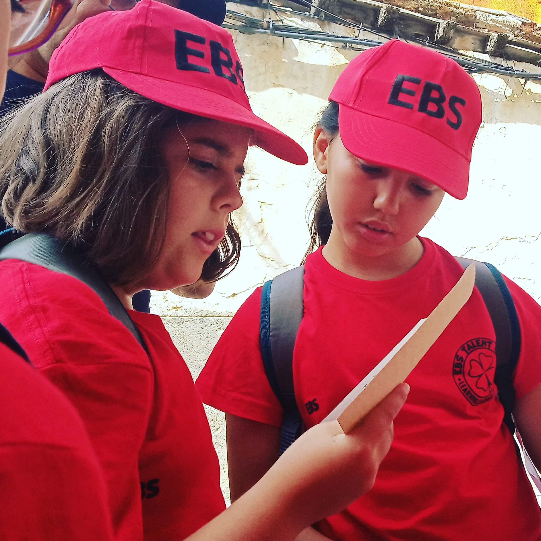 EBS Experiential School Talent Camp Yuste 2019
