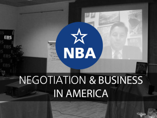 Negotiation & Business in America